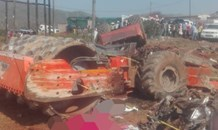 KwaZulu-Natal: Six dead multiple injured in earth moving truck crash in Cato Ridge