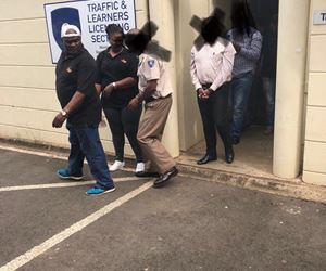 15 People arrested in Howick driving licence corruption crackdown