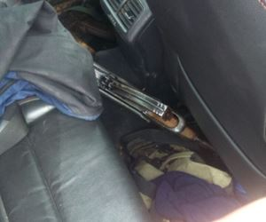 Johannesburg Flying Squad members responded to cash in transit heist