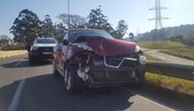 18 Injured in Pinetown taxi crash