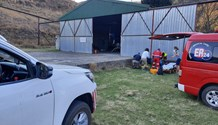 18-Year-old rescued from mountain trail in the Drakensberg