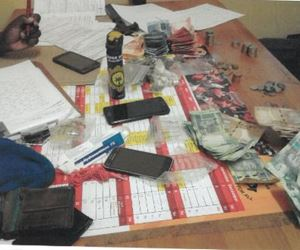 Arrests made and Mandrax tablets, whoonga and dagga seized at taxi rank in Kokstad