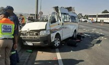9 Killed in fatal taxi crash at the Maxwell Drive bridge between Allandale and Buccleauh Drives