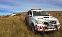 Man critically injured following light aircraft crash off the D666 in Dargle, KwaZulu Natal.