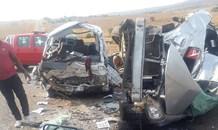 Four killed, 15 injured in Mpumalanga crash near Verena