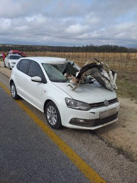 Three-vehicle collision leaves one dead, three injured outside Polokwane