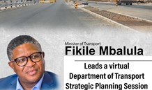 Minister Mbalula leads a Departmental Strategic Planning Session