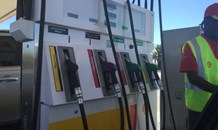 Rand hit threatens fuel price