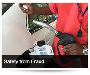 Standard Bank and Fuel Cards, Fleet Cards and Safety from Fraud