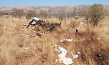 Two die in small plane crash near Hartbeespoort Dam