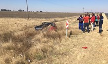 Head-on collision leaves one dead, four injured, Standerton
