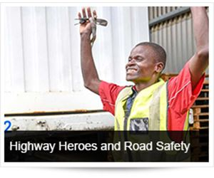 Highway Heroes and Road Safety