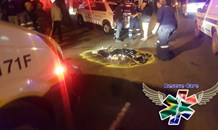 Motorcyclist deceased in Bluff Road collision