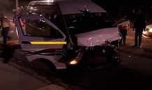 Eleven people injured in a PE Taxi crash on Target Kloof Road (M7)