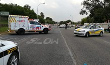 Two suspects shot dead at high school robbery at Edenvale High School