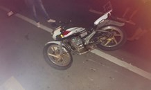 Gauteng: Motorcyclist injured in North Riding crash.