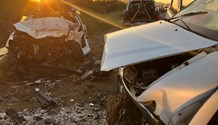 One dead, two injured in R556 head on collision