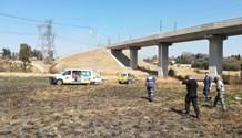 Gauteng: Mountain biker airlifted to hospital after fall