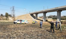 Gauteng: Mountain biker airlifted to hospital after fall