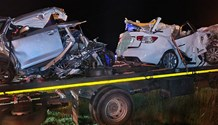 Eight killed in a horror crash between Aliwal North and Lady Grey.