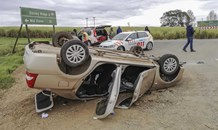 Eston crash leaves one injured