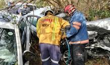 KwaZulu-Natal: Four seriously injured in Umhlanga crash
