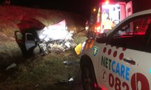 Gauteng: Three injured in Vanderbijlpark crash
