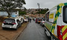 Durban man airlifted to hospital after being shot in the neck