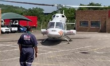 Five factory workers injured after a five ton fiberglass structure collapses on them in Westmead Pinetown