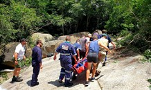 Woman seriously injured in fall at Kloof Gorge