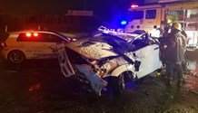 1 Killed in horrific collision on the M4 South Bound after Quality Street