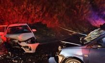 1 Killed, 5 injured in M1 crash