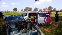 Two killed, three injured in crash on Karee Road in Midvaal, Meyerton.