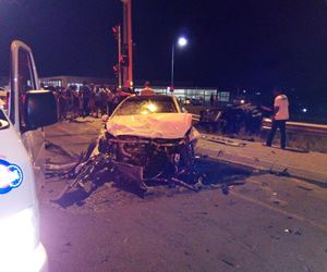 One killed, one injured in collision on the R24 in Magalies View.