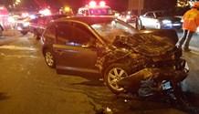 Man dies, woman and child critically injured in N1 Maraisburg collision