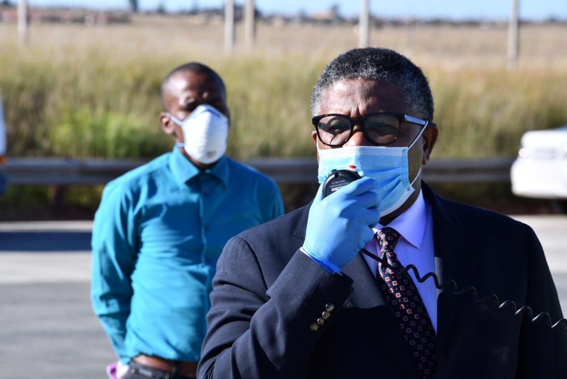 Minister Mbalula unveils Taxi relief support and economic stimulus for Transport entities