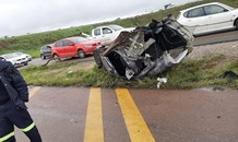 Five killed in N14 collision in Centurion