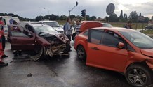 Multi-vehicle collision in Brakpan leaves 5 people injured