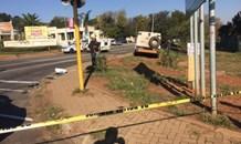 Multiple vehicle collision leaves five injured,  Centurion