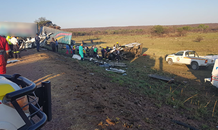 More than 20 people killed in multiple vehicle collision on the N1 between Kranskop and Modimolle in Limpopo