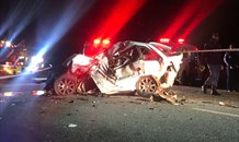 One killed, two injured in truck and vehicle collision on the N12 in Fochville