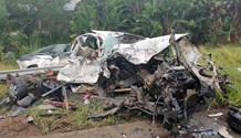 Two killed in Horror Crash Isipingo