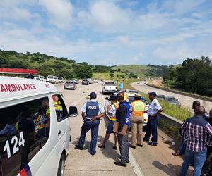 Man killed in shooting incident on the N3 just before Hammarsdale in KwaZulu-Natal