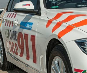 Man robbed and shot after his car broke down on the N4 near the Rosslyn offramp last night.