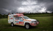 Durban: Motorcyclist seriously injured in collision with car, Umhlanga Rocks