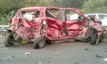 Fatal multi-vehicle collision in Lephalale