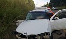 Four injured in Richmond crash