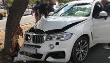 One critical two others injured in Sandton crash