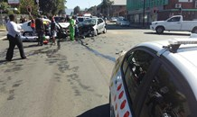 Pietermaritzburg: Two injured in collision between three cars