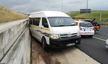 KwaZulu-Natal: Multiple injured in N2 taxi crash